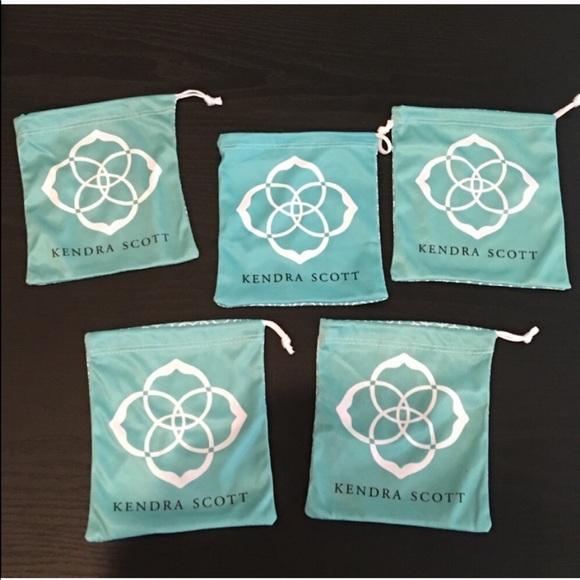 Kendra Scott Jewelry - Kendra Scott jewelry pouches